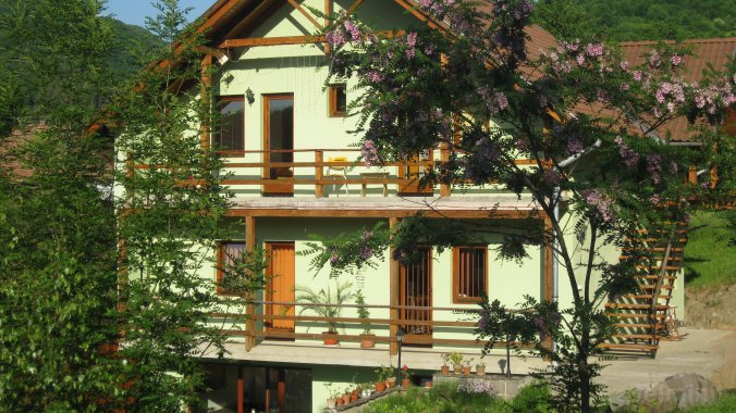 Casa de oaspeți Rózsakert Praid