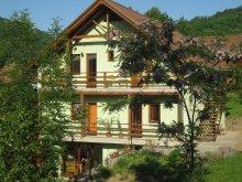 Cazare Praid, Casa de oaspeți Rózsakert
