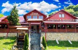 Panzió Csomény sau Harasztos (Podișu), Casa Someșeană Panzió