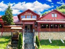 Pensiune județul Sălaj, Casa Someșeană