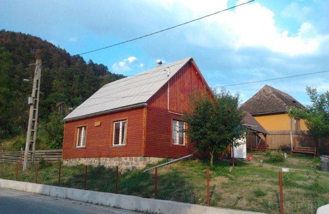 Casa de oaspeți Rózsa Merești