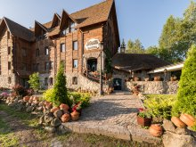 Accommodation Theme Park Tușnad, Fortuna Eco Boutique Hotel