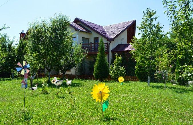 Casa Cândea Panzió Segesvár
