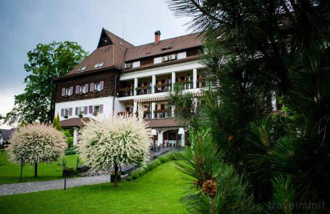 Gradina Morii Hotel Máramarossziget