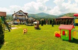 Cazare aproape de Mănăstirea Brâncoveanu, Pensiunea Mountain King