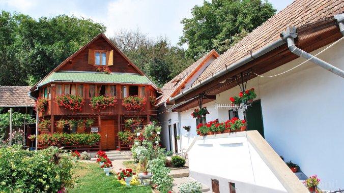 Geranium Guesthouse Rimetea