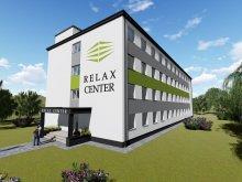 Motel Tiszaszőlős, Motel Relax Center