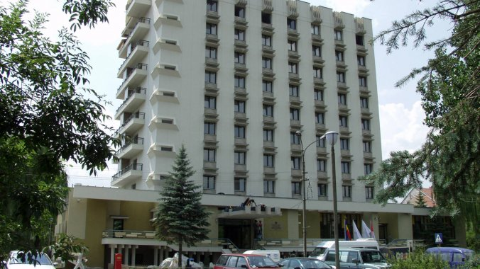 Hunguest Hotel Fenyő Csíkszereda