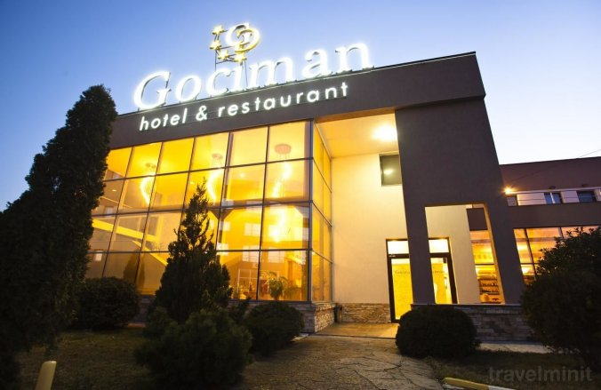 G.G. Gociman Hotel Mamaia