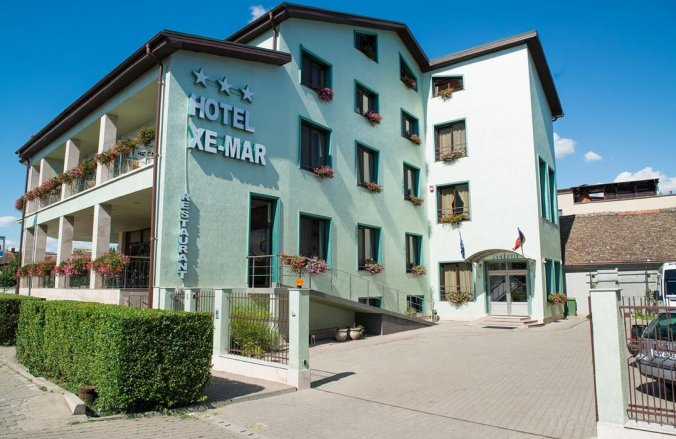 Xe-Mar Hotel Arad