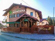 Szállás Borszék sípálya, Montana Villa