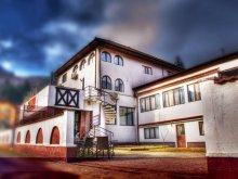 Vilă Ștrandul Ocnele Mari, Vila Sebastian