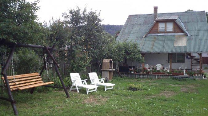 Magdolna Guesthouse Praid
