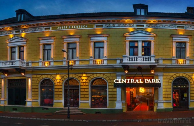 Central Park Hotel Sighișoara