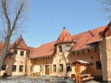 Cazare Satu Nou (Siculeni), Pensiunea Vándor Székely