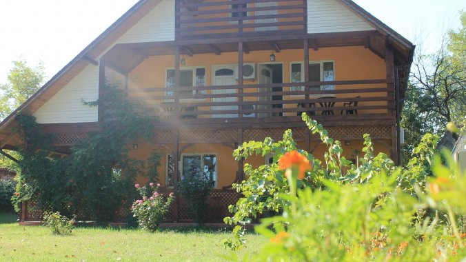 Fortuna Guesthouse Gorgova