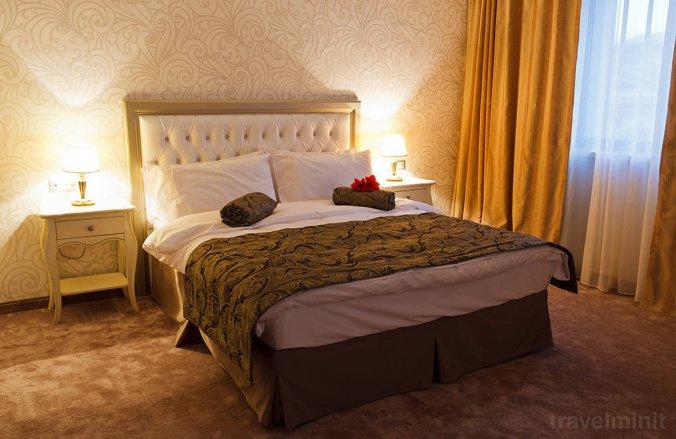Hotel Roman by Dumbrava Business Resort Románvásár
