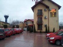 Accommodation Racovița, Sym Hotel