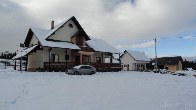 Ziana Guesthouse Neagra Șarului