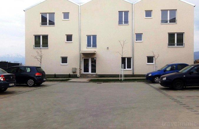 Ambiance - Swiss Village Apartment Sibiu