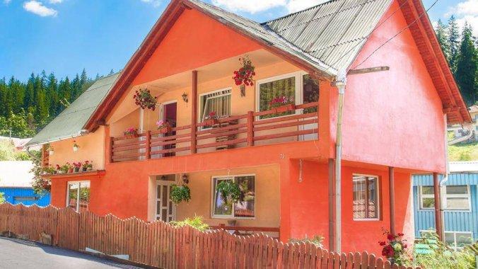 Teo Guesthouse Borsec