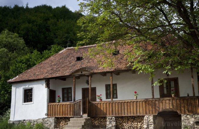 Pensiunea Printului Wales Valea Zălanului