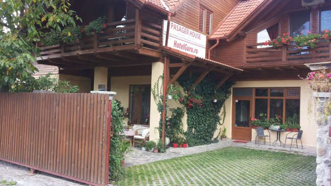 Pasager House Guesthouse Sovata