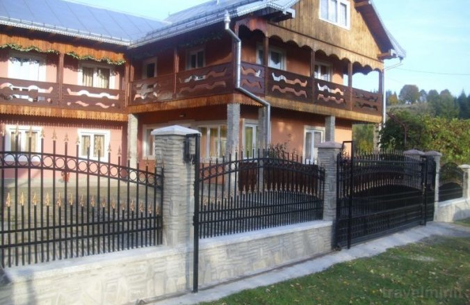 Casa Croitoru Panzió Mănăstirea Humorului