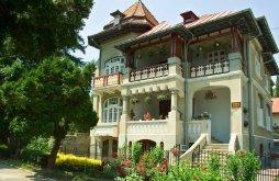 Accommodation Șerbănești (Păușești), Vila Lili