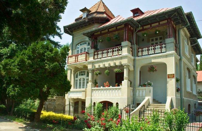 Vila Lili Băile Govora