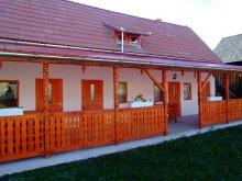 Casă de oaspeți Moglănești, Casa de oaspeți Kövespatak