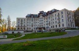 Cazare Ștefănești (Măciuca) cu tratament, Hotel Palace