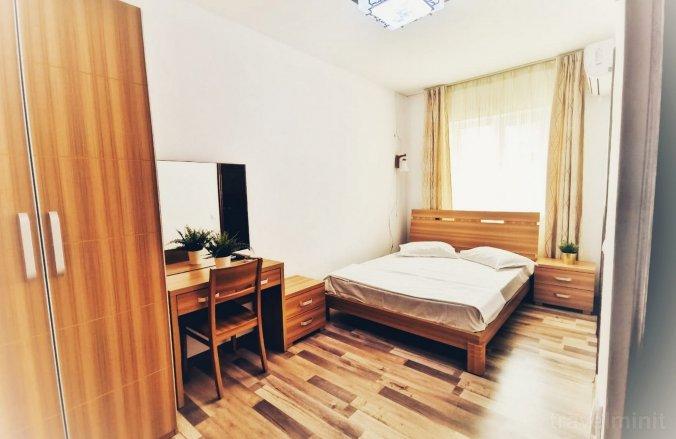Studiouri Sole Residence Apartmanok Eforie Nord