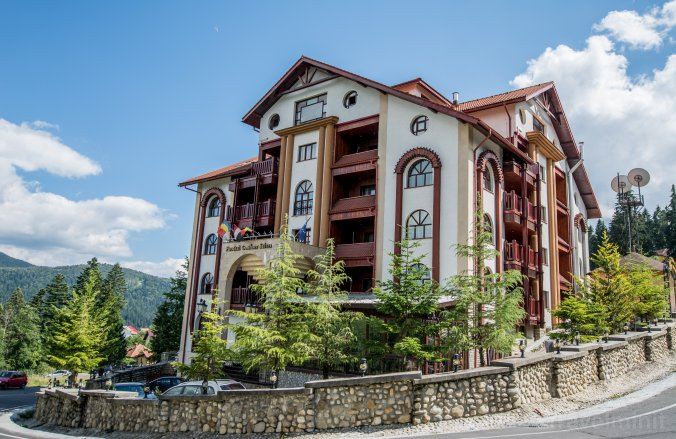 Predeal Comfort Suites Hotel Predeál