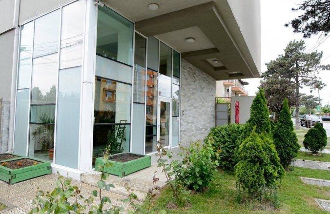 Tuya Residence Apartmanok Eforie Nord