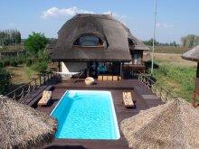 Cazare Delta Dunării, Pensiunea Aqua Villa