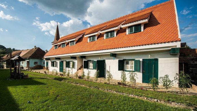 Pensiunea Agroturistică Cloasterf Haus Cloașterf