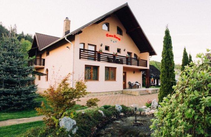 Casa Rares Panzió Sucevița