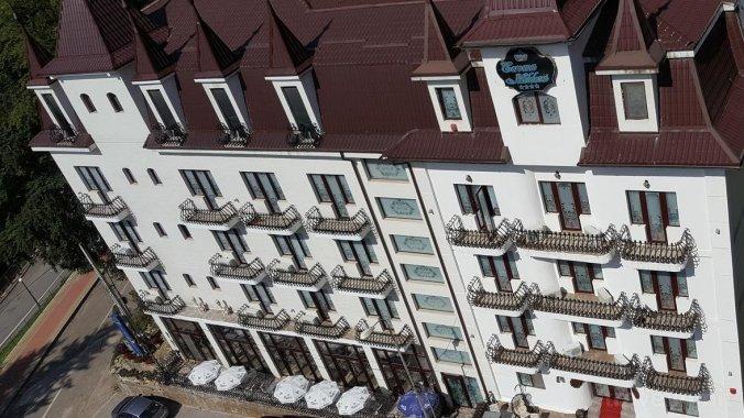 Coroana Moldovei Hotel Slănic Moldova