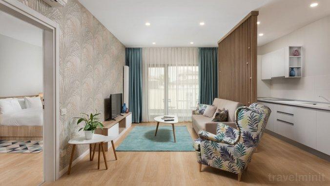 Athina Suites Hotel București