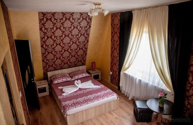 Casa Robi Panzió Peștișani