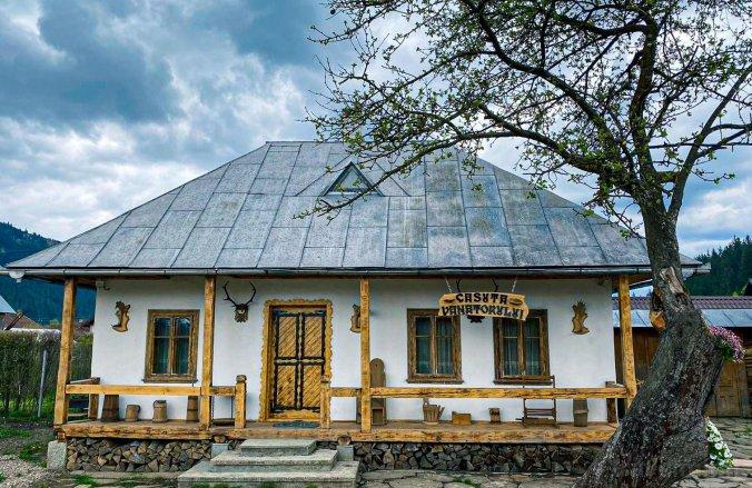 Căsuța Vânătorului Câmpulung Moldovenesc