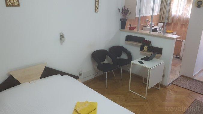 Calea Victoriei Residence Apartman Bukarest