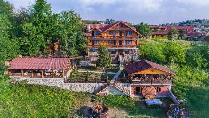 Pensiunea La Maria Bumbești-Pițic