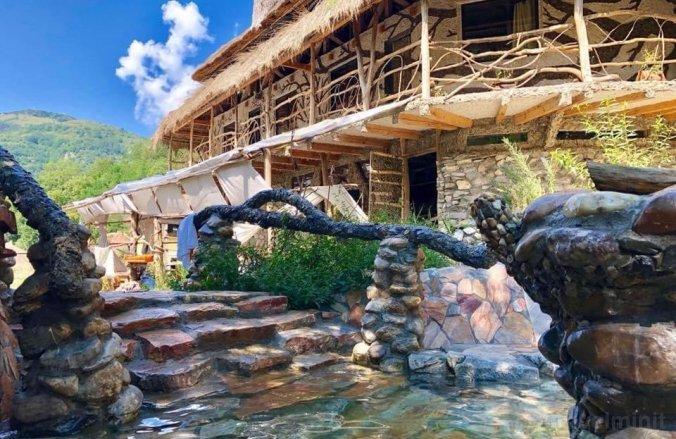 Stone Garden Vendégház Vidaly