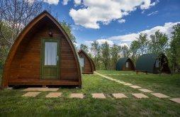 Camping near Holy Trinity Monastery, Tulipan Camping