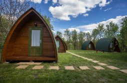 Camping near Nicula Monastery, Tulipan Camping