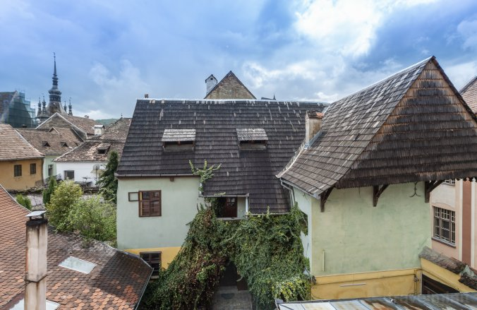 Burg-Hostel Segesvár
