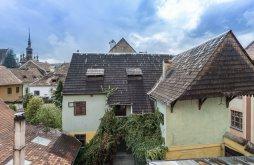 Hosztel Szászegerbegy (Agârbiciu), Burg-Hostel