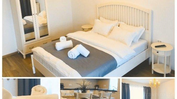 White Apartman Brassó